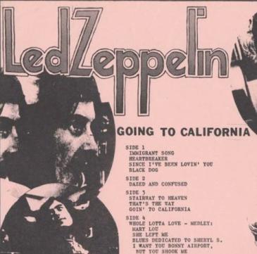 led zepplin 4