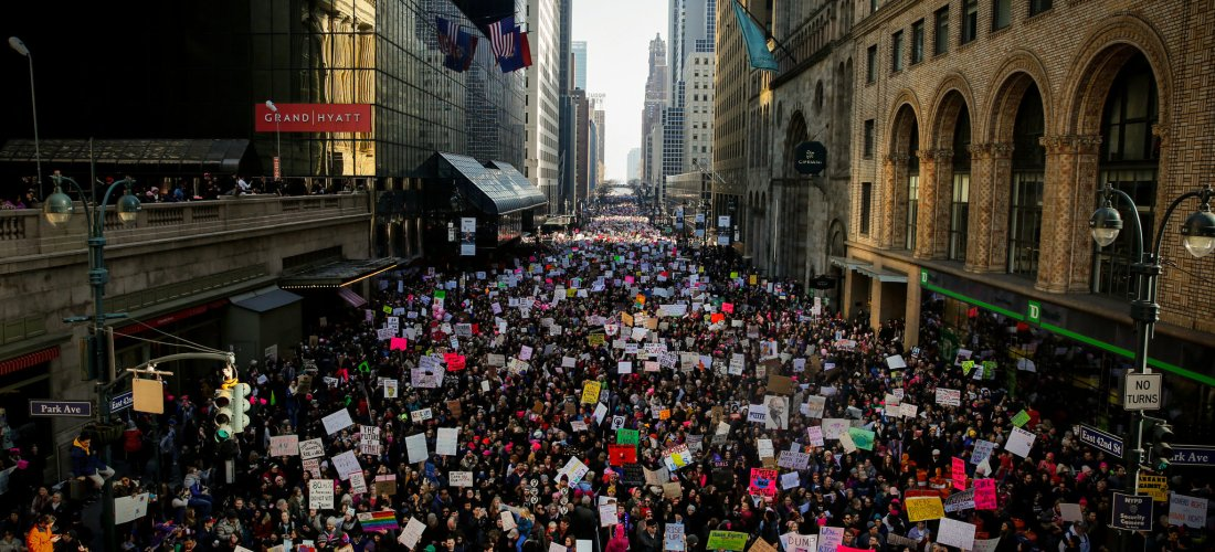 NYC Women's March